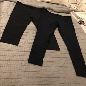 Luluemon Cropped Leggings